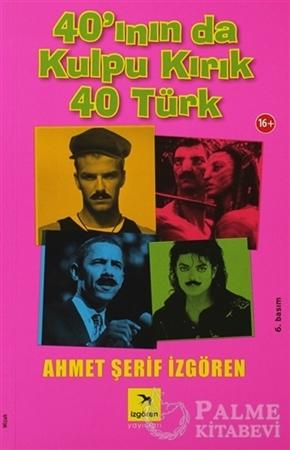 Resim 40'ının da Kulpu Kırık 40 Türk