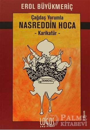 Resim Çağdaş Yorumla Nasreddin Hoca
