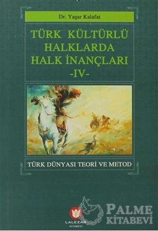 Resim Türk Kültürlü Halklarda Halk İnançları 4