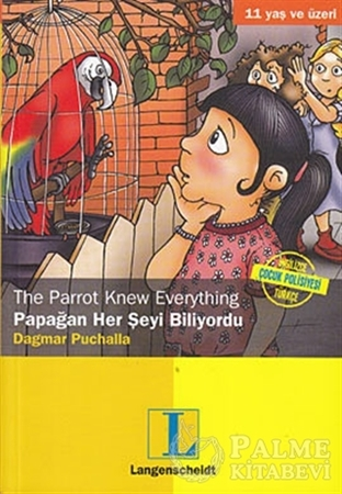 Resim Papağan Her Şeyi Biliyordu / The Parrot Knew Everything