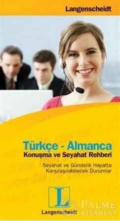 Resim Türkçe - Almanca Konuşma ve Seyahat Rehberi