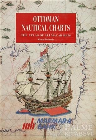 Resim Ottoman Nautical Charts The Atlas of Ali Macar Reis