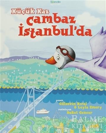 Resim Küçük Kaz Cambaz İstanbul'da