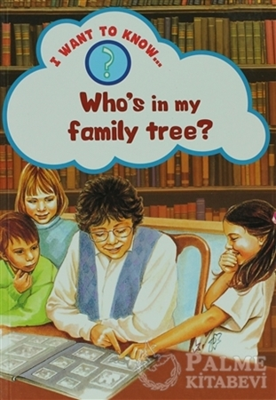 Resim Who's in My Family Tree?
