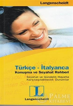Resim Türkçe- İtalyanca Konuşma ve Seyahat Rehberi