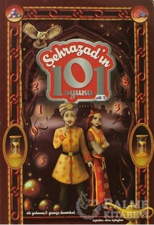 Resim Şehrazad'ın 101 Oyunu Cilt: 2