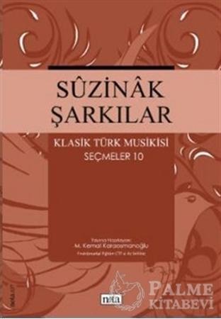 Resim Suzinak Şarkılar Klasik Türk Musikisi Seçmeler 10
