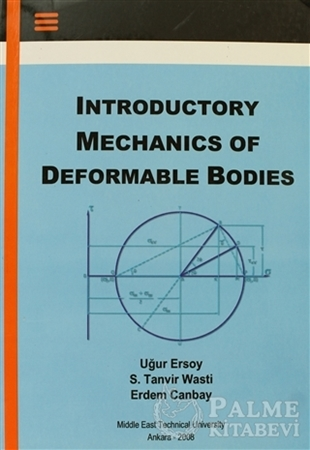 Resim Introductory Mechanics Of Deformable Bodies