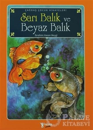 Resim Sarı Balık ve Beyaz Balık