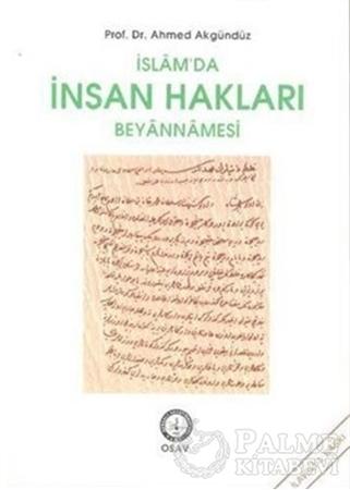 Resim İslam'da İnsan Hakları Beyannamesi