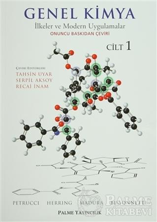 Resim Genel Kimya Cilt 1 İlkeler ve Modern Uygulamalar