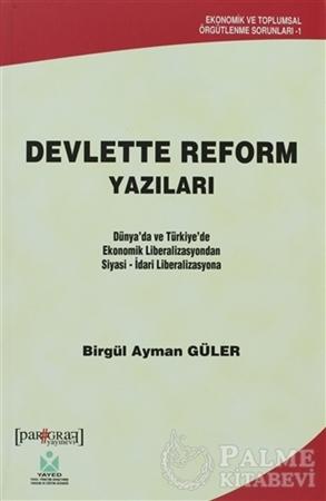 Resim Devlette Reform Yazıları