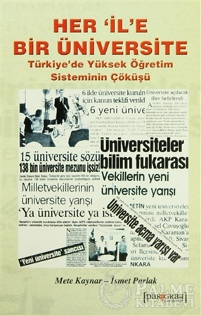Resim Her İl'e Bir Üniversite