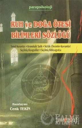 Resim Parapsikoloji Ruh ve Doğa Ötesi Bilimleri Sözlüğü