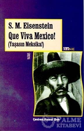 Resim Yaşasın Meksika! Que Viva Mexico!