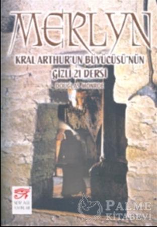 Resim Merlyn Kral Arthur'un Büyücüsü'nün Gizli 21 Dersi