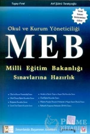 Resim Okul ve Kurum Yöneticiliği MEB Milli Eğitim Bakanlığı Sınavlarına Hazırlık
