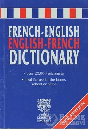 Resim French-English English-French Dictionary