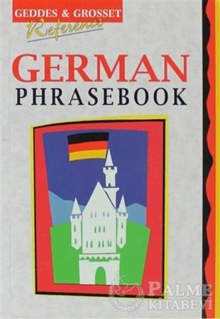 Resim German Phrasebook