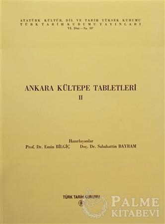 Resim Ankara Kültepe Tabletleri 2