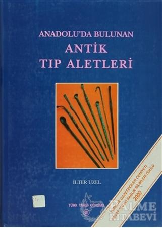 Resim Anadolu'da Bulunan Antik Tıp Aletleri