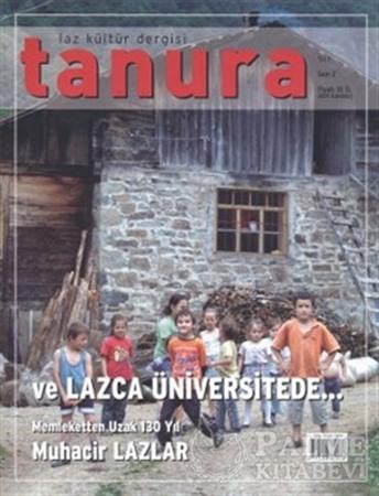 Resim Tanura - Laz Kültür Dergisi Sayı:2