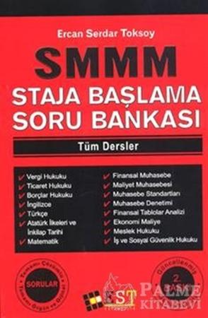 Resim SMMM Staja Başlama Tüm Dersler Soru Bankası