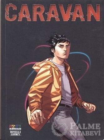 Resim Caravan Cilt: 2 Carrie'nin Öyküsü...