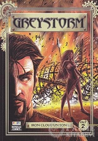 Resim Greystorm 2. Cilt - Iron Cloud'un Sonu