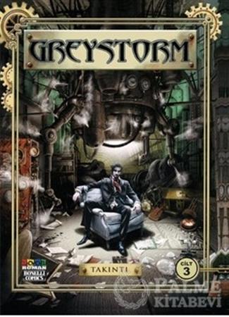 Resim Greystorm Cilt: 3 Takıntı