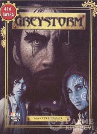Resim Greystorm Cilt:4 Makatea Savaşı