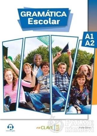 Resim Gramatica Escolar A1-A2 +Audio Descargable