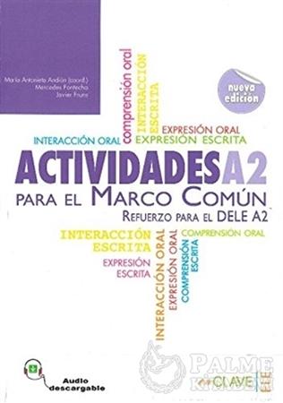 Resim Actividades A2 Para El Marco Comun