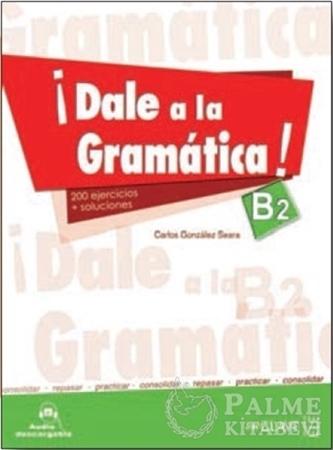 Resim Dale a la gramatica! B2 Libro + Audio descargable