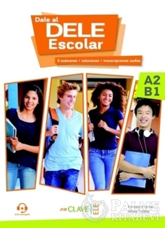 Resim Dale al DELE Escolar A2-B1 + Audio Descargable