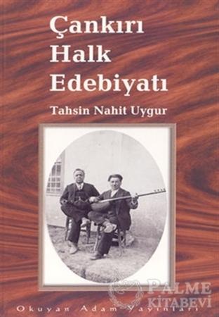 Resim Çankırı Halk Edebiyatı 1932