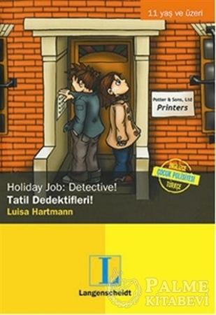 Resim Tatil Dedektifleri! - Holiday Job: Detective!