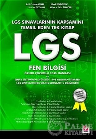 Resim LGS Fen Bilimleri, Örnek Çözümlü Soru Bankası