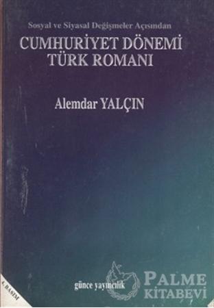 Resim Cumhuriyet Dönemi Türk Romanı