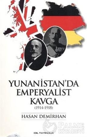 Resim Yunanistan'da Emperyalist Kavga (1914 - 1918)