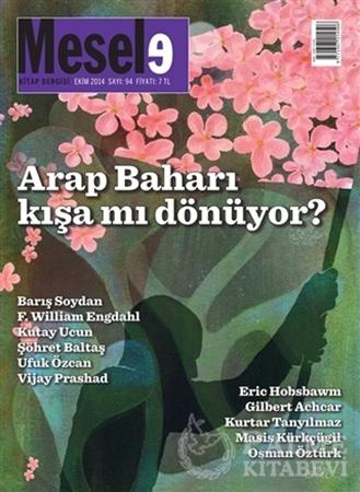 Resim Mesele Kitap Dergisi Sayı: 94