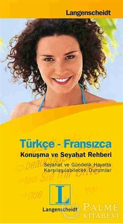 Resim Türkçe - Fransızca Konuşma ve Seyahat Rehberi