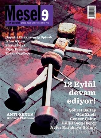 Resim Mesele Kitap Dergisi Sayı: 93