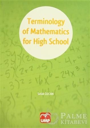 Resim Terminology of Mathematics for High School