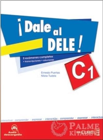 Resim Dale al Dele! C1 + Audio Descargable