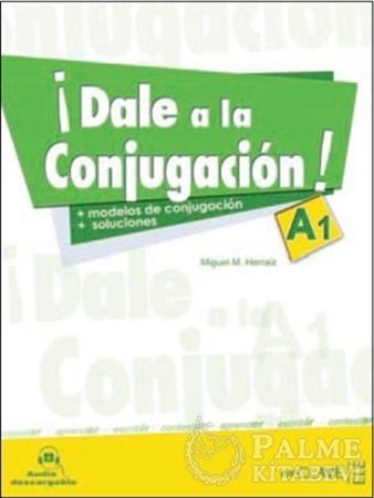 Resim Dale a la Conjugacion! A1 + Audio descargable