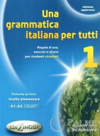 Resim Una Grammatica İtaliana Per Tutti 1