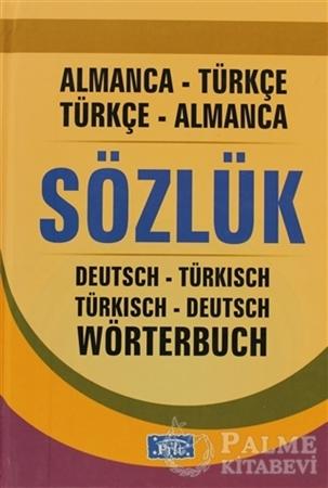 Resim Almanca-Türkçe / Türkçe-Almanca Sözlük