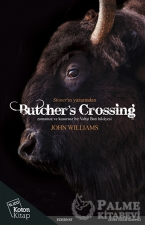 Resim Butcher's Crossing