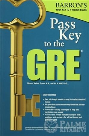 Resim Barron's Pass Key To Gre